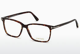 Ochelari de design Tom Ford FT5478-B 054 - Havana, Red