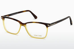 Ochelari de design Tom Ford FT5478-B 055 - Multicolor, Maro, Havana