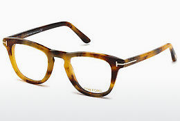 Ochelari de design Tom Ford FT5488-B 055 - Multicolor, Maro, Havana