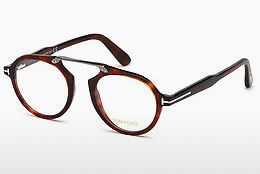 Ochelari de design Tom Ford FT5494 054 - Havana, Red