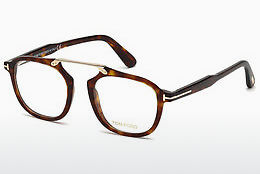 Ochelari de design Tom Ford FT5495 054 - Havana, Red