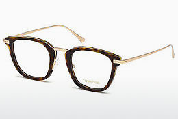 Ochelari de design Tom Ford FT5496 052 - Maro, Havana