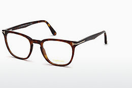 Ochelari de design Tom Ford FT5506 054 - Havana, Red