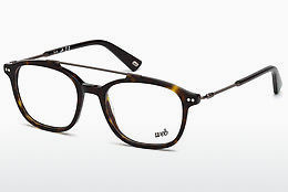 Ochelari de design Web Eyewear WE5219 052 - Maro, Dark, Havana