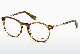 Ochelari de design Web Eyewear WE5221 048 - Maro, Dark, Shiny