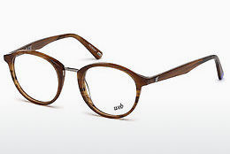 Ochelari de design Web Eyewear WE5222 048 - Maro, Dark, Shiny