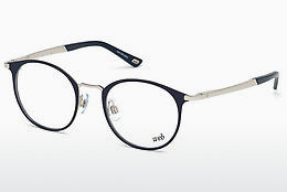 Ochelari de design Web Eyewear WE5242 016 - Argintiu, Shiny, Grey