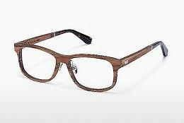 Ochelari de design Wood Fellas Linderhof (10944 5475)