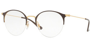 Ray-Ban RX3578V 2905 GOLD/SHINY BROWN