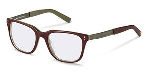 Rocco by Rodenstock RR423 E red beige layered