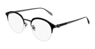 Alexander McQueen AM0203OA 002 RUTHENIUM