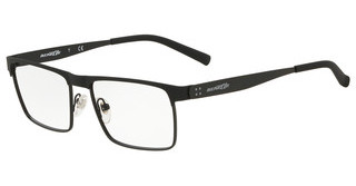 Arnette AN6120 696 BLACK RUBBER/MATTE BLACK