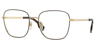 Burberry BE1347 1308 GOLD/DARK HAVANA