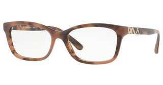 Burberry BE2249 3641 SPOTTED BROWN