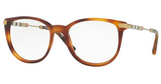 Burberry BE2255Q 3316 LIGHT HAVANA