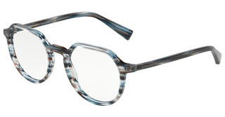 Dolce & Gabbana DG3297 3188 STRIPED BLUE