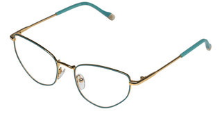 Le Specs MAJORELLE LSO2026629 GOLD / TURQUOISE