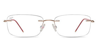 Maui Jim MJO2007 38 rose gold pink
