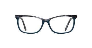 Maui Jim MJO2110 53A Matte Blue Tortoise with Ice Blue