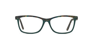 Maui Jim MJO2110 55A Matte Aquamarine Tortoise with Aquamarine