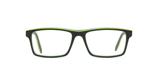 Maui Jim MJO2117 15MT Forest with Lime with Mountain Core