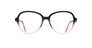 Maui Jim MJO2119 02P Black Gradient to Pink