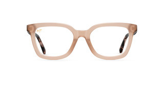 Maui Jim MJO2206 24S Milky Almond with Tortoise temples