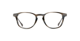 Maui Jim MJO2610 27B Charcoal Horn with Graphite
