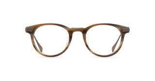Maui Jim MJO2611 23B Copper Horn with Copper Brown Satin