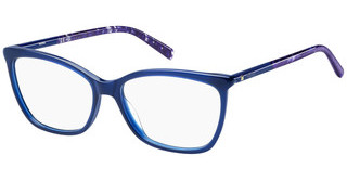 Max Mara MM 1305 S6F BLUE PTTR
