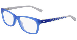 Nike NIKE 5509 417 MATTE PACIFIC BLUE/WHITE