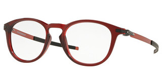 Oakley OX8105 810511 TRANS BRICK RED