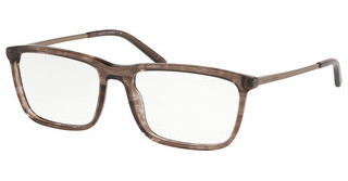 Ralph Lauren RL6190 5770 STRIPPED BROWN
