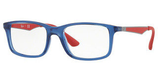 Ray-Ban Junior RY1570 3721 TRASPARENT BLUE