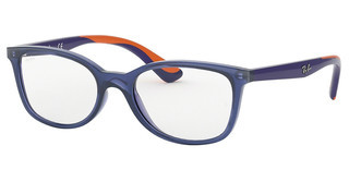 Ray-Ban Junior RY1586 3775 TRANSPARENT BLUE
