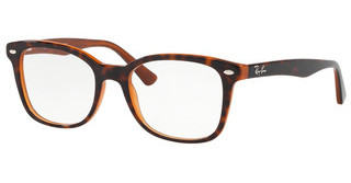Ray-Ban RX5285 5713 TOP HAVANA ON BROWN