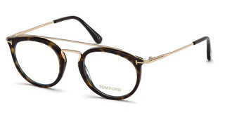 Tom Ford FT5516-B 052 havanna dunkel