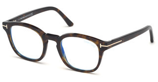 Tom Ford FT5532-B 52J havanna dunkel