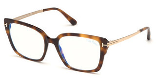 Tom Ford FT5579-B 053 havanna blond