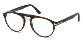 Tom Ford FT5587-B 052 havanna dunkel