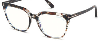 Tom Ford FT5599-B 55A havanna bunt