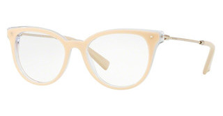 Valentino VA3005 5029 TOP POUDRE BEIGE ON CRYSTAL