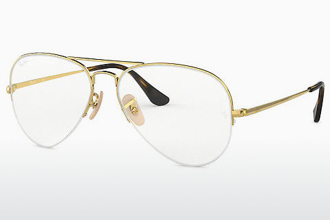 Ochelari de design Ray-Ban Aviator Gaze (RX6589 2500)