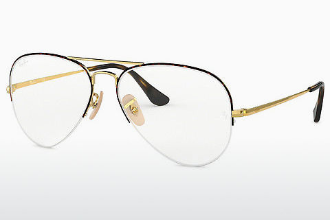 Ochelari de design Ray-Ban Aviator Gaze (RX6589 2945)