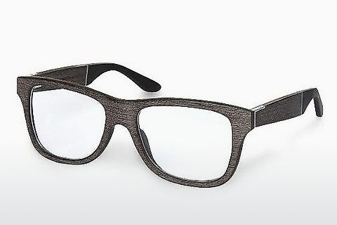 Ochelari de design Wood Fellas Prinzregenten (10900 black oak)