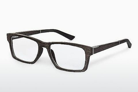 Ochelari de design Wood Fellas Maximilian (10901 black oak)