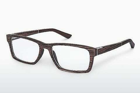 Ochelari de design Wood Fellas Maximilian (10901 ebony)