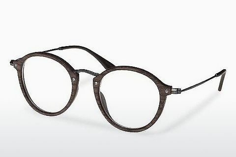 Ochelari de design Wood Fellas Nymphenburg (10909 black oak)