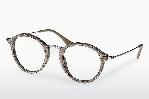 Ochelari de design Wood Fellas Nymphenburg (10909 chalk oak)