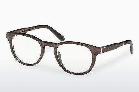 Ochelari de design Wood Fellas Bogenhausen (10911 black oak)